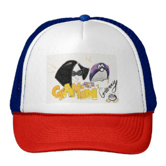 TheGamingGrannie© Catch 'Em Hat/Cap Trucker Hat