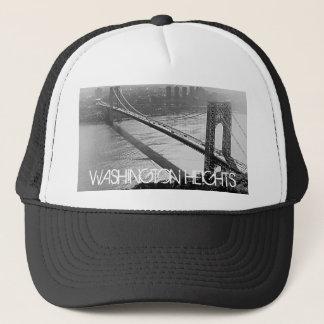 TheGeorgeWashingtonBridge, WASHINGTON HEIGHTS Trucker Hat