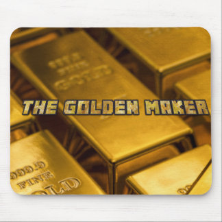 TheGolden Maker mouse pad