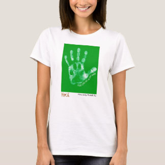"""""""Their Lives Are In Our Hands"""" by Michelle Cox T-Shirt"""