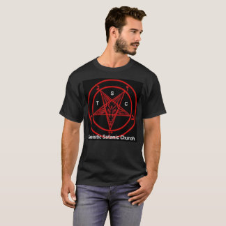TheisticSatanicChurch.cf T-shirt