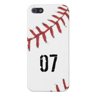 Thème de base-ball coque iPhone 5