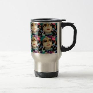 Theme : KRISHNA Devotion Chant n Meditate Travel Mug