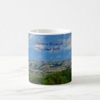 Theo. Roosevelt NP North Dakota Coffee Mug