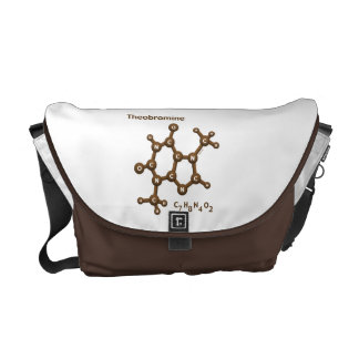 Theobromine Messenger Bags