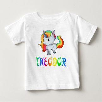 Theodor Unicorn Baby T-Shirt