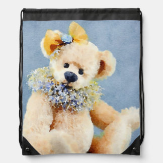 Theodora the Teddy Bear Backpacks