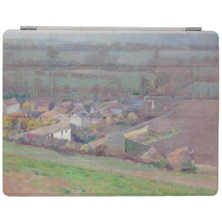 "Theodore Robinson ""Bird's eye view"" landscape art iPad Cover"
