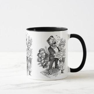 Theodore Roosevelt 1912 Political Cartoon Mug