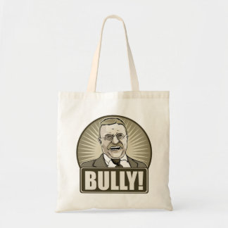 Theodore Roosevelt Budget Tote