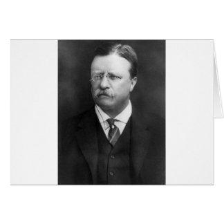 Theodore Roosevelt Card