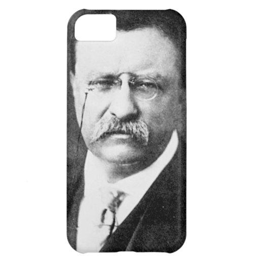 Theodore Roosevelt iPhone 5C Covers