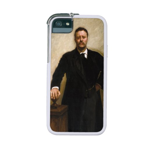 Theodore Roosevelt iPhone 5 Cover