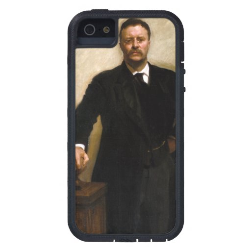 Theodore Roosevelt iPhone 5/5S Cover