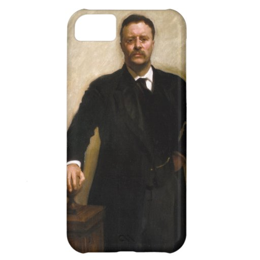 Theodore Roosevelt Cover For iPhone 5C