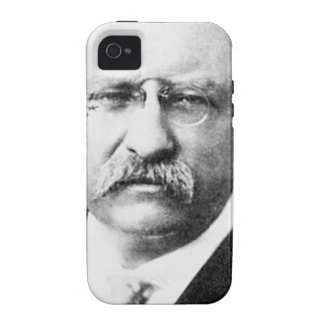 Theodore Roosevelt Case-Mate iPhone 4 Cover