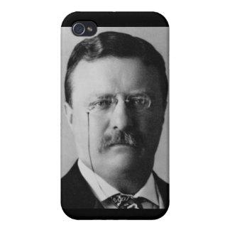 Theodore Roosevelt iPhone 4/4S Case
