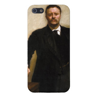 Theodore Roosevelt iPhone 5/5S Case