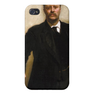 Theodore Roosevelt iPhone 4/4S Cover