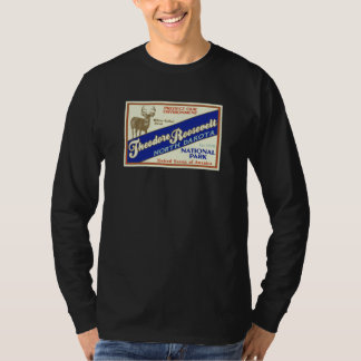 Theodore Roosevelt National Park (Deer) T-Shirt
