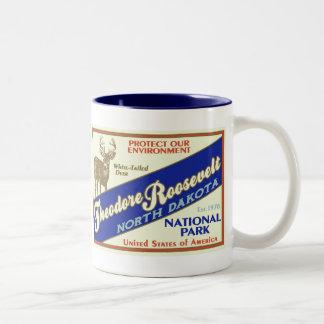 Theodore Roosevelt National Park Mug