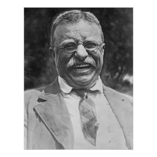 "Theodore ""Teddy"" Roosevelt Poster"