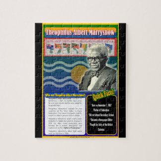 Theophilus Albert Marryshow Bio jigsaw puzzle