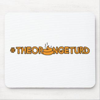 #TheOrangeTurd Mouse Pad