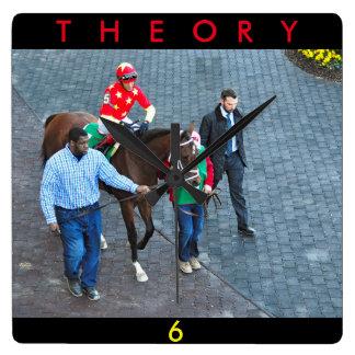 Theory Wall Clock