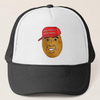 thepotatoofficial logo trucker hat