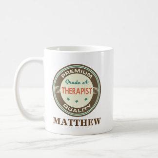 Therapist Personalized Office Mug Gift