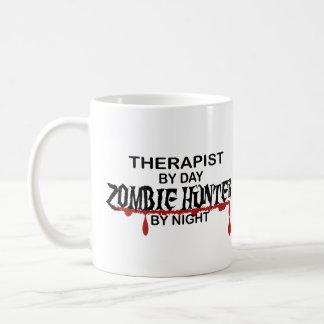Therapist Zombie Hunter Coffee Mug