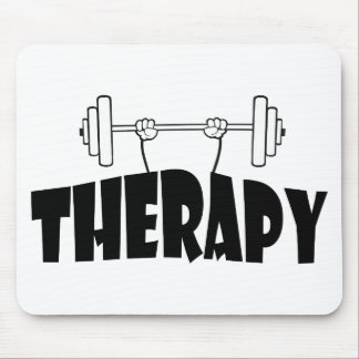 therapy mouse pad