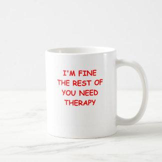 therapy mugs