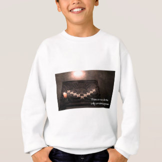 there are no accidents only unrealized purpose sweatshirt
