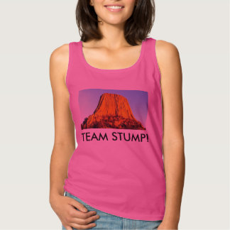 There Are No Forests on Flat Earth TEAM STUMP Tank