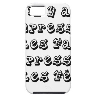 There are the IMPRESSION and the FACTS, the iPhone 5 Covers