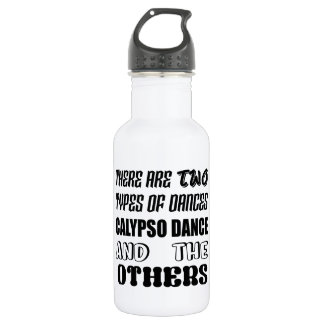 There are two types of Dance  Calypso dance and ot 532 Ml Water Bottle