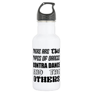 There are two types of Dance  Contra dance and oth 532 Ml Water Bottle
