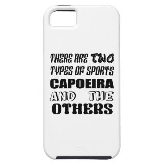 There are two types of sports Capoeira and others iPhone 5 Cover