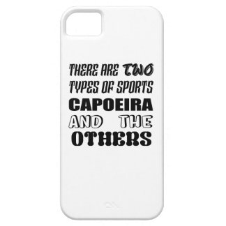 There are two types of sports Capoeira and others iPhone 5 Covers