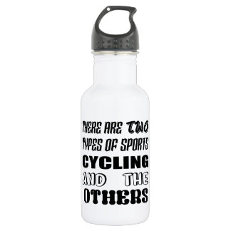 There are two types of sports Cycling and others 532 Ml Water Bottle