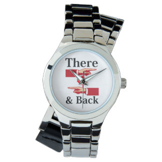 There & Back Logo Watch