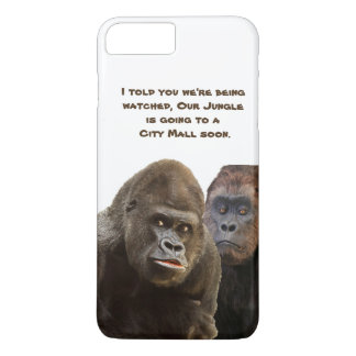 There Goes The Jungle Case-Mate iPhone Case