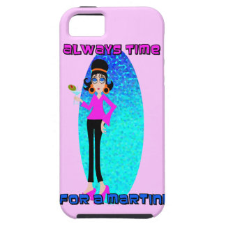 There is Always Time for a Martini iPhone 5 Covers