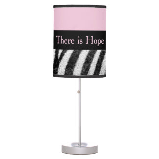 There Is Hope Design Table Lamp