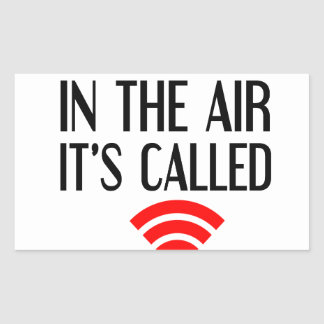 There is Magic In the air it's called wifi Sticker