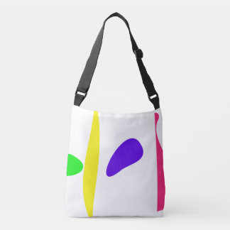 There Is No Accounting for Tastes Crossbody Bag