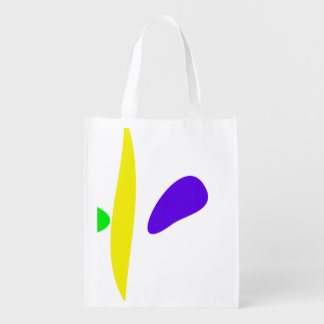 There Is No Accounting for Tastes Reusable Grocery Bag