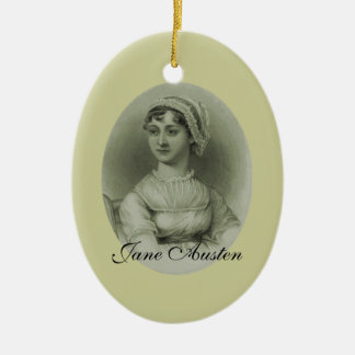 There is No Charm..Jane Austen Ornament